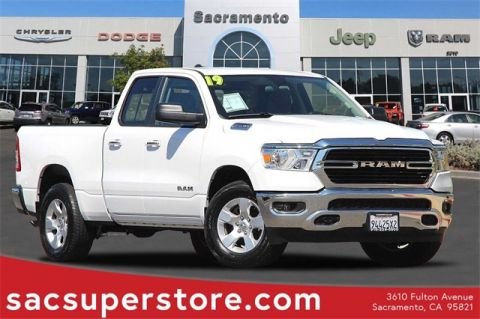 Certified Pre-Owned 2019 Ram 1500 Big Horn/Lone Star 4WD 4D Extended Cab