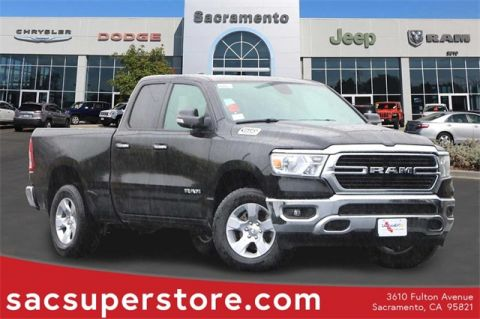 New 2019 RAM All-New 1500 Big Horn/Lone Star 4x4 Quad Cab