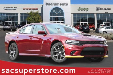 New 2019 DODGE Charger R/T RWD Sedan