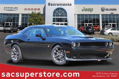 Certified Pre-Owned 2020 Dodge Challenger R/T Scat Pack RWD 2D Coupe