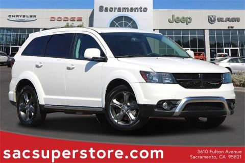 Certified Pre-Owned 2015 Dodge Journey Crossroad FWD 4D Sport Utility